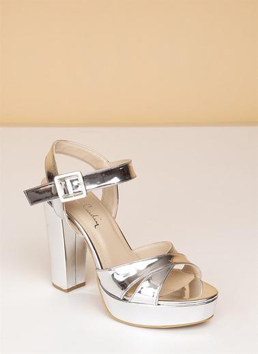 Pierre Cardin Ayakkabı Gümüş